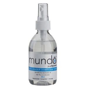 MUNDO File & Abrasive Disinfectant Spray (250ml)