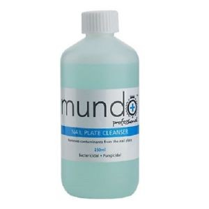 MUNDO Nail Plate Cleanser (250ml)
