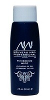Nouveau Nail UV Finishing Wipe 2oz 59ml