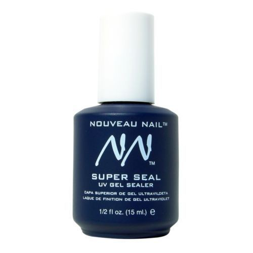Nouveau Nail gel gloss sealer, non tacky 15ml