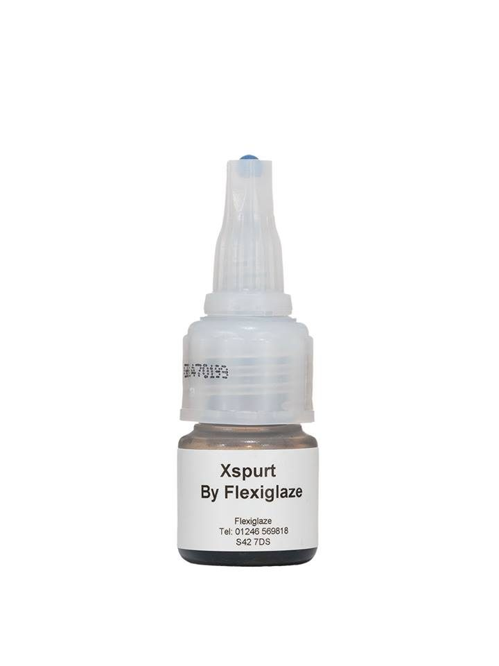 X SPURT by Flexiglaze - Eyelash Exts. Adhesive 5gm