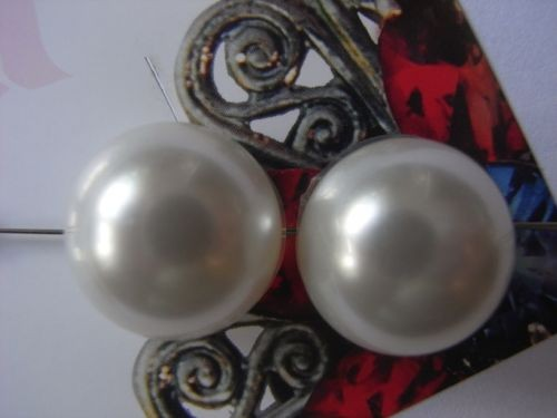 **SALE** Pack 2 large pearls SALE last few, wedding, bridal prom
