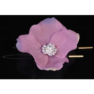 **SALE** Swarovski crystal Flower Glamour old pink