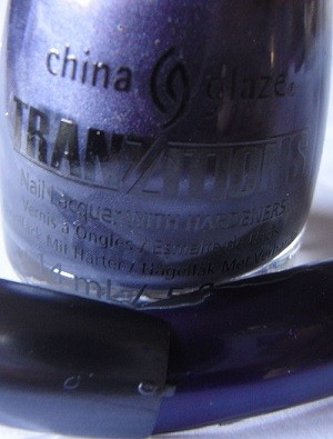 **SALE** China Glaze SALE Spring 2013 Tranzitions Modify me SALE LAST FEW