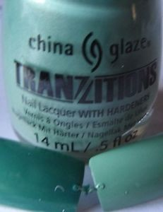 **SALE** China Glaze Spring 2013 Tranzitions Duplicity SALE LAST FEW