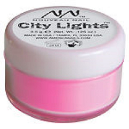 NN City Lights Coloured Acrylic Nail Powder 3.5 gm * Various Colours *