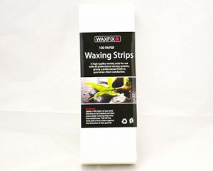WaxFix Paper Waxing Strips x 100