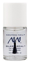 Nouveau Nail Glass Seal 1/2oz 15ml (glass-like finish)
