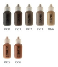 Temptu SB Airbrow Colours