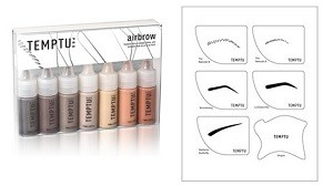 Temptu SB Airbrow Sets