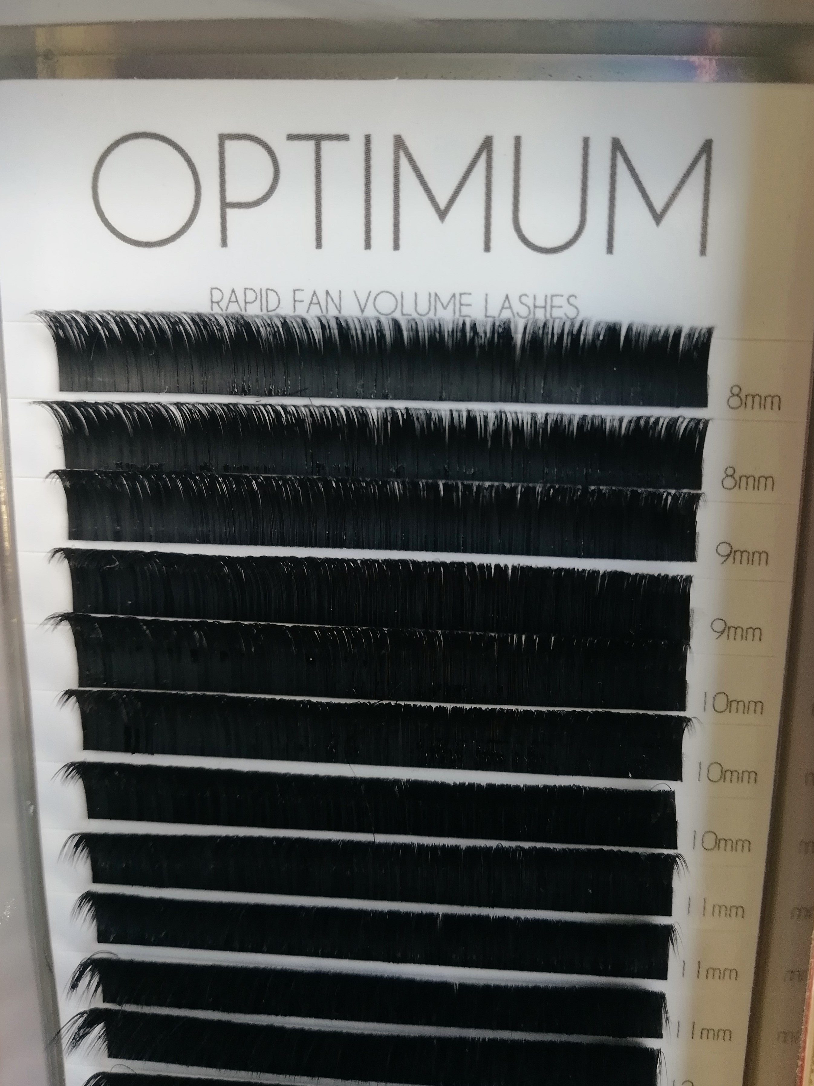 OPTIMUM RAPID FAN LASHES 0.07