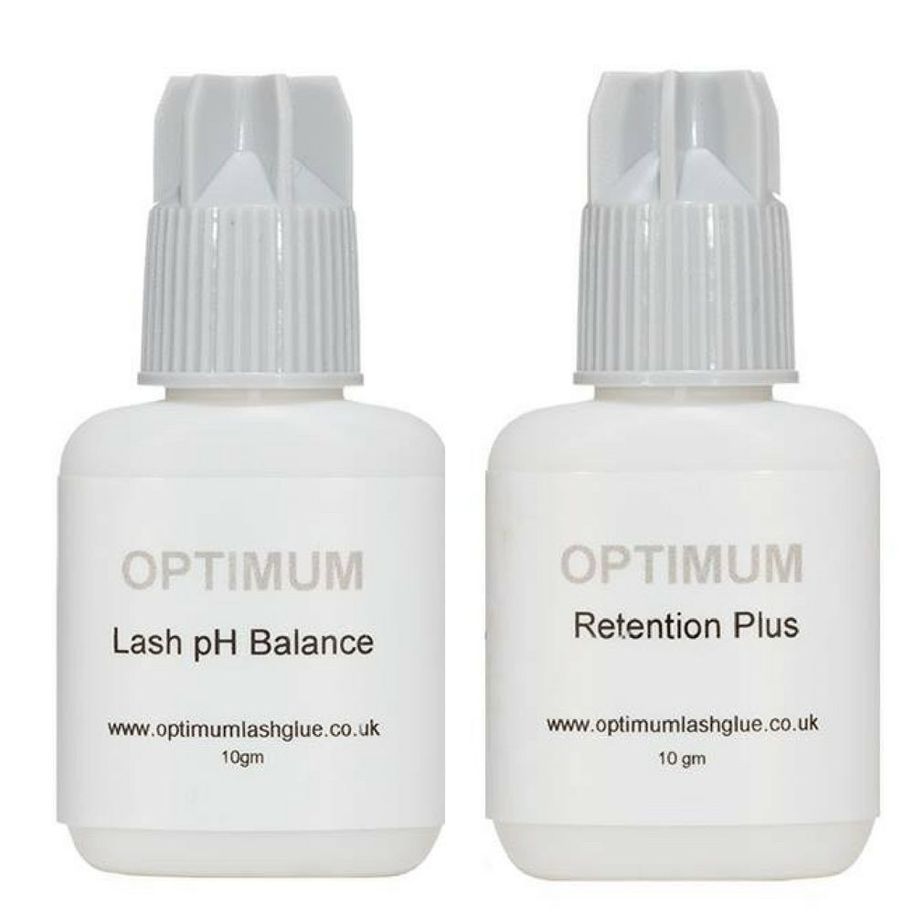 Package - OPTIMUM RETENTION PLUS & PRIMER / PH BALANCE 10gm